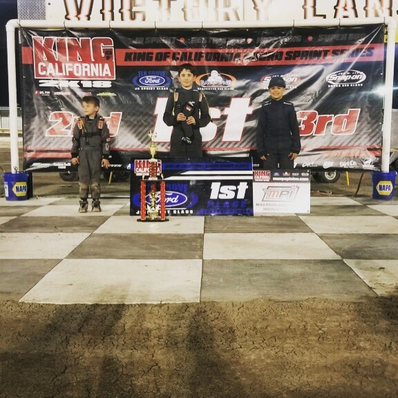 lemoore rd four jr podium