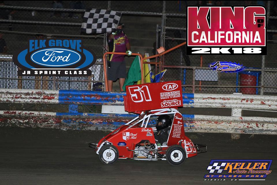 Plaza rd three jr winner