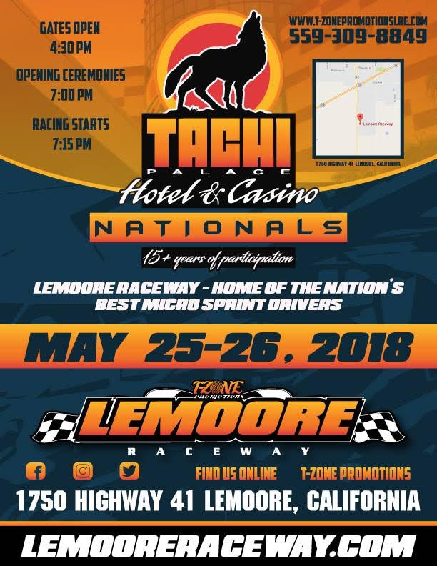 tachi nationals flyer