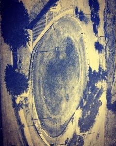 jet bowl areial