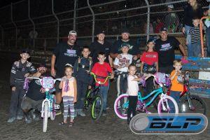 mhm 17 bike race families