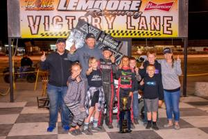 caeden steele winner circle