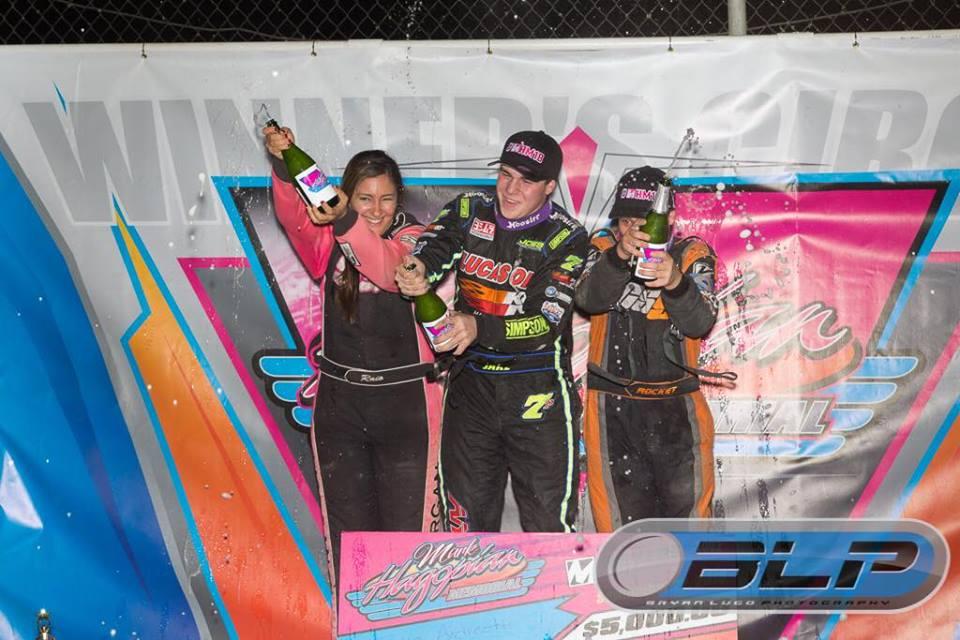 podium mhm champaine