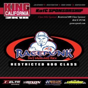 race punk sponsor
