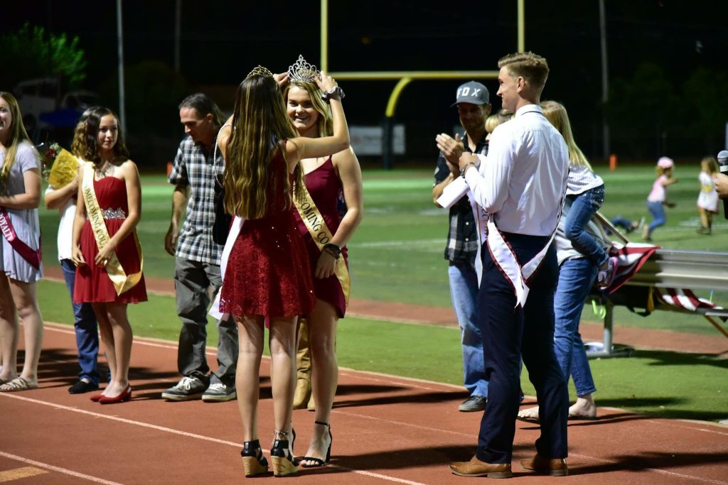 tommie p homecoming queen