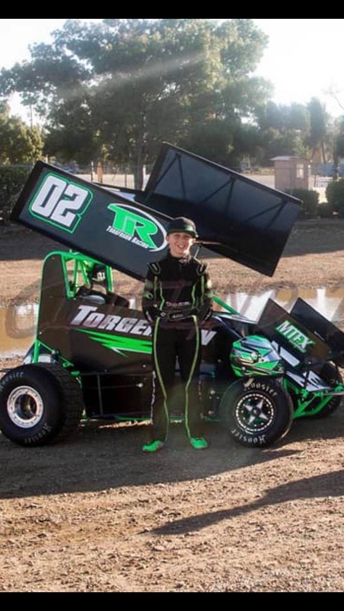 Elk Grove Ford >> STRONG SHOWING FOR TORGERSON IN MICRO SPRINT OPENER – Sprint Car Insider
